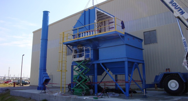 heat recovery thermal oxidizer 2