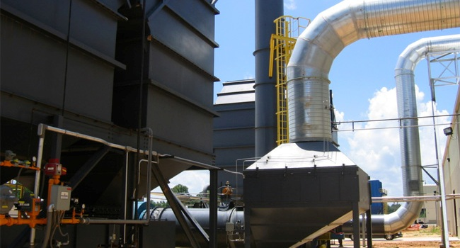 paint and coatings thermal oxidizer 3