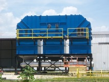 three chamber thermal oxidizer